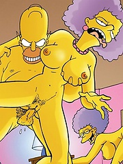 The Simpsons  Drawn Sex